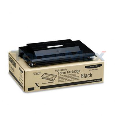 XEROX PHASER 6100 TONER CARTRIDGE BLACK 7K